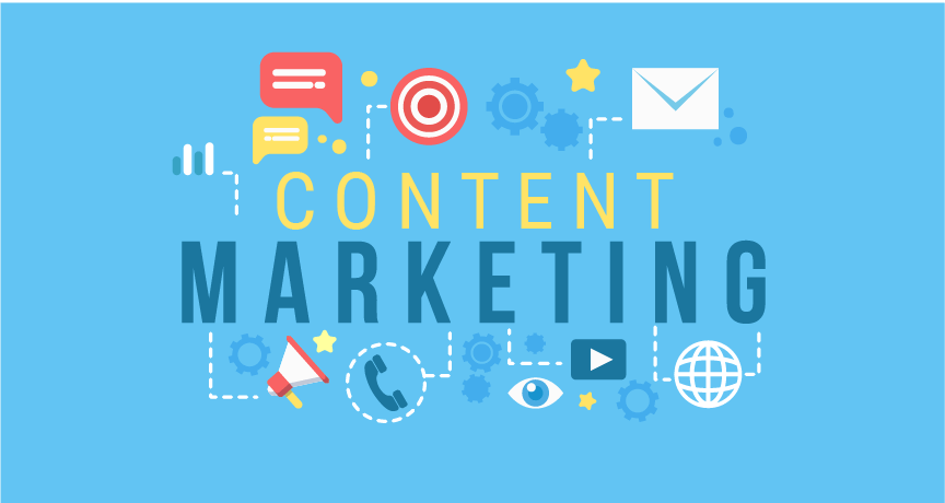 Content marketing trends