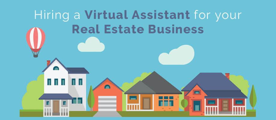 real estate virtual assistant services